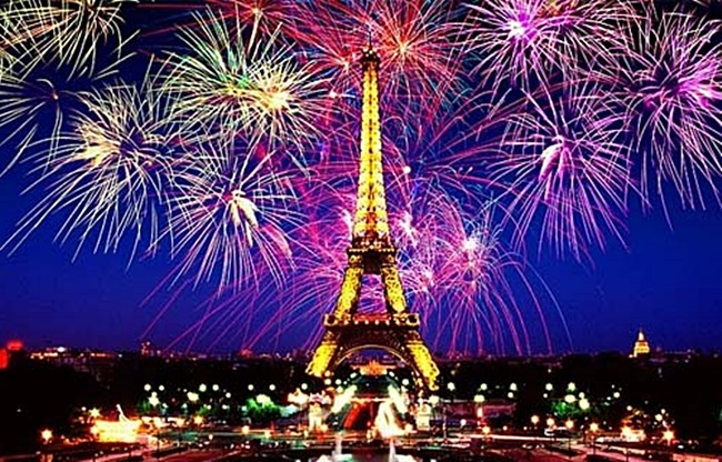 Картинки по запросу новорічний париж